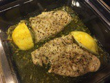 142.6...Lemon Chicken Breasts