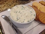 142.8…Mock Boursin Cheese