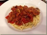 143.2…Beef and Mushroom Ragu with Fettuccine
