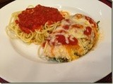 143.4…Chicken Parmesan Bundles