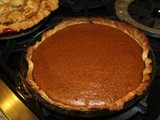 143.4...The Best Pumpkin Pie Ever