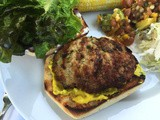 145.0...Green Goddess Turkey Burgers