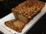 145.4...Bananas Foster Banana Bread