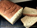 Honey Oat Bread (Can be made in a Bread Machine too)