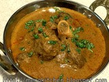 Mutton Curry (InstantPot)
