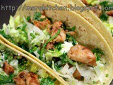 Simple Chicken Taco - #TacoTuesday #1