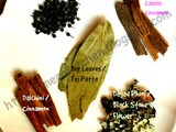Some Spices Used in Indian (Desi) Kitchens
