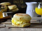 Muffins anglais – les English Muffins