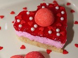Ma Partcipation au Concours  Be My Valentine  chez  Very Good Recipes