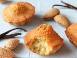 Madeleines Coquilles Amande et Vanille (Commercy)