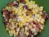 Bacon & Corn Dish