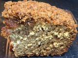 Banana Coffee Cake