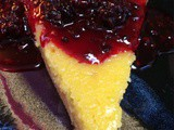 Blackberry Lemon Tart