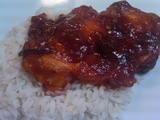 Cranberry Chili Chicken
