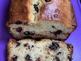 Dark Chocolate & Cranberry Bread