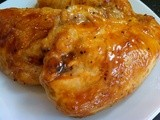 Honey Glaze for Chicken