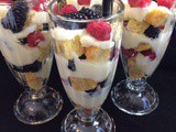 Lemon Berry Trifles