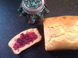 Orange Bread & Cranberry Orange Jam