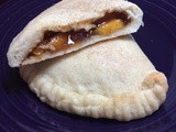 Peach Pie Calzones