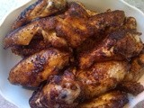 Spicy Brown Sugar Wings