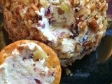 Sweet & Heat Cheese Ball