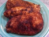 Sweet & Spicy Chicken Breasts
