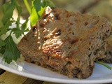 Baked Kofta (Four-Ingredient, Gluten-free Meatloaf)