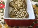 Baked Sweet Potato Falafel with Cilantro, Spinach & Parsley (Vegan & Gluten-free)