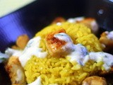 Going Gluten-Free & Recipe for nyc's Halal Food Cart Chicken and Rice (Roz bi Farakh)