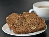 Banana bread (without a mixer)
