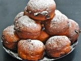 Polish doughnuts with Italian twist