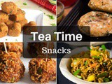 15 Quick Tea Time Snacks Recipes