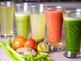 5 weight Loss Juices | Healthy Recipes