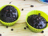 Eggless Chocolate Cupcake Recipe In Pressure Cooker