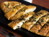 Homemade Cheese Garlic Bread Recipe