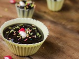 Homemade Chocolate Pudding Dessert Recipe