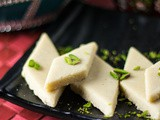 Homemade Kaju Katli Recipe