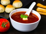 Instant Tomato Soup | Bachelor Recipes