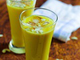 Mango Banana Smoothie Recipe – Summer Drinks