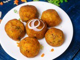 Veg Cheese Balls | Quick & Easy Snacks Recipe