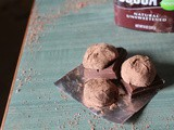 Cocoa Milo Truffles (Reduced Fat and Sugar)