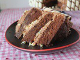 Decadent Milo Layer Cake