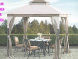 An Outdoor All Weather Dining Room