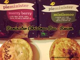 Christmas Pies from Pieminister
