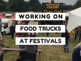 Festival Season on a Food Truck