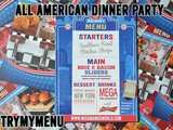 TryMyMenu – All American Themed