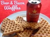 Waffles: Beer & Bacon