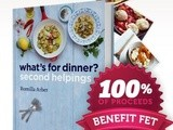 What's For Dinner? Second Helpings & Giveaway