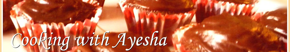 Very Good Recipes - Cooking with Ayesha