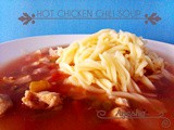 Hot Chicken Chili Soup
